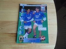 Ipswich Town v Bournemouth, 1996/97 [CC]